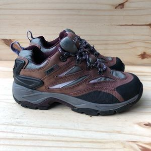 LL Bean Tek 2.5 Waterproof Low Hiking. Size 7